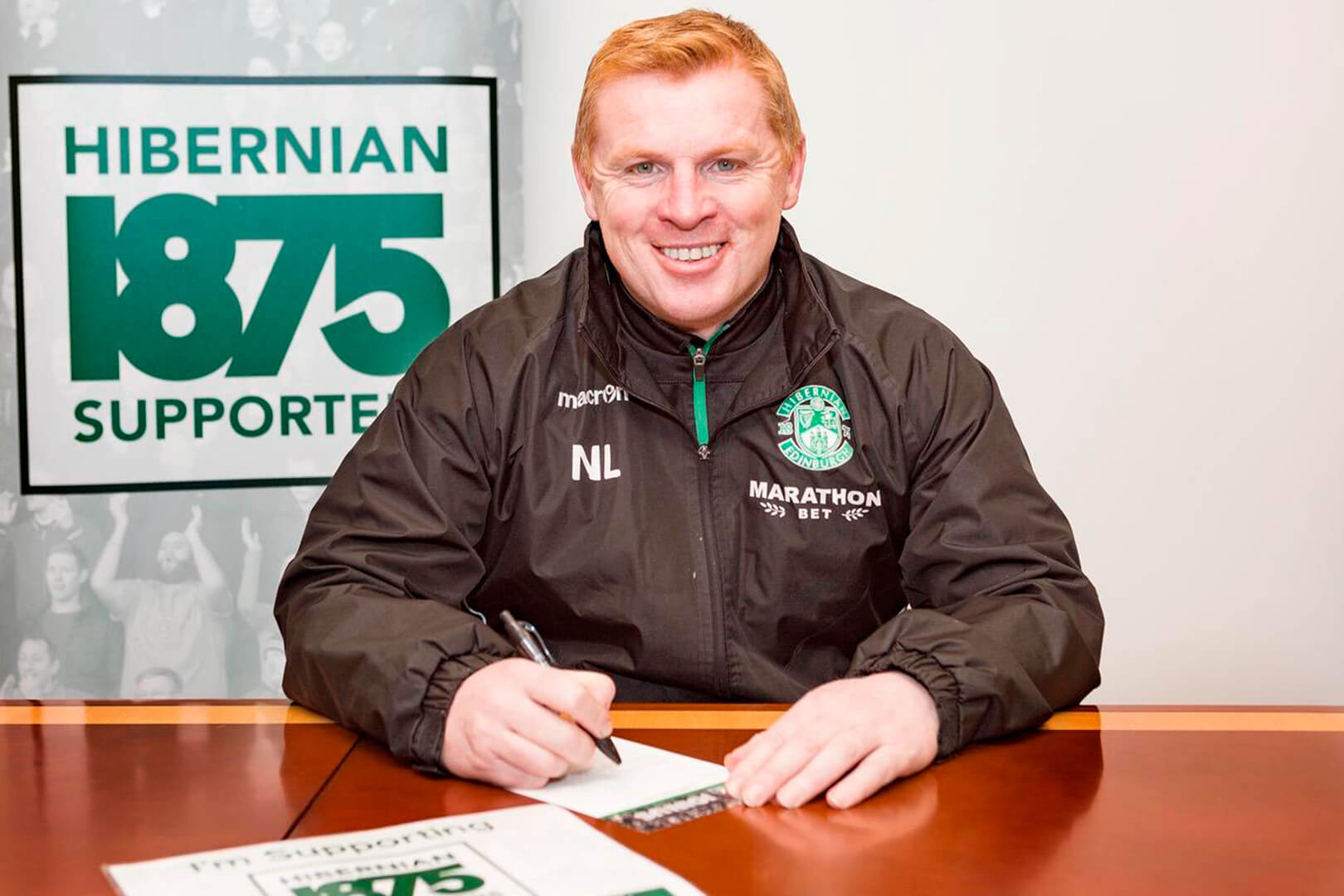 Neil Signs for HSL